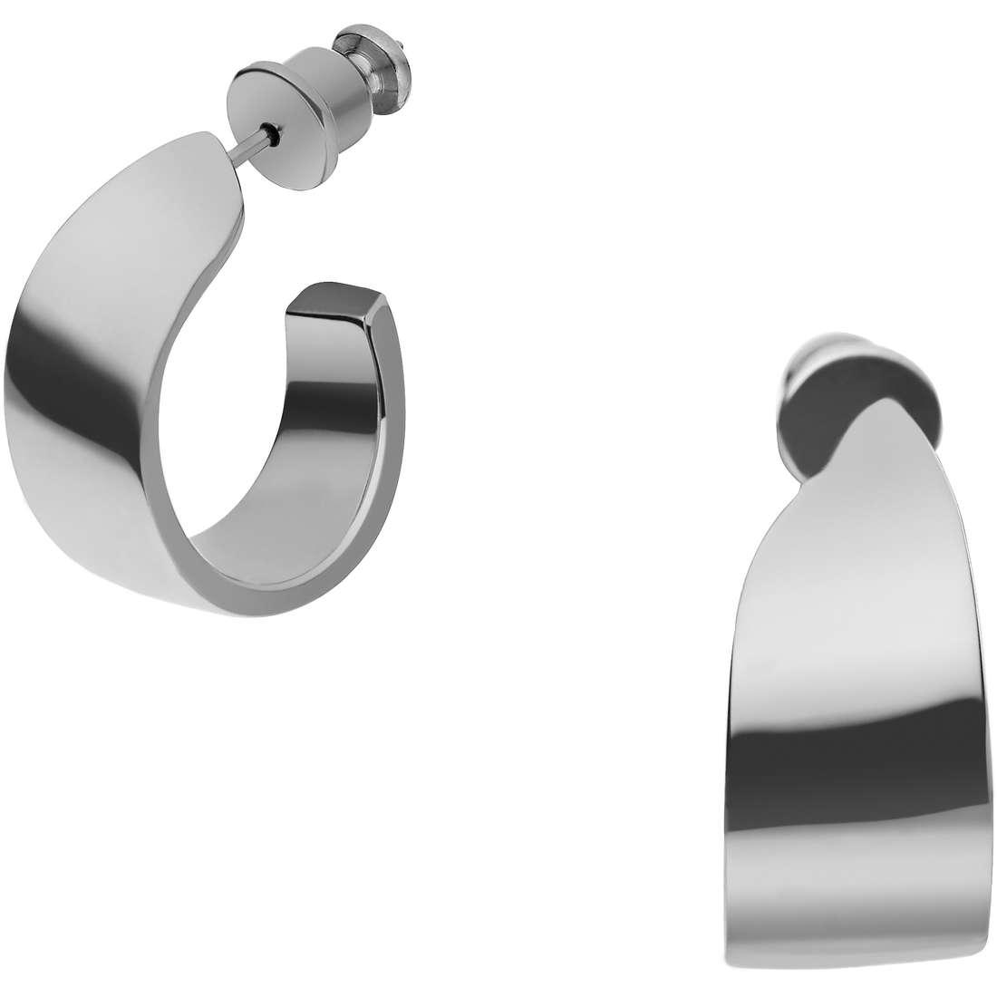 boucles d'oreille femme bijoux Skagen SKJ0156040