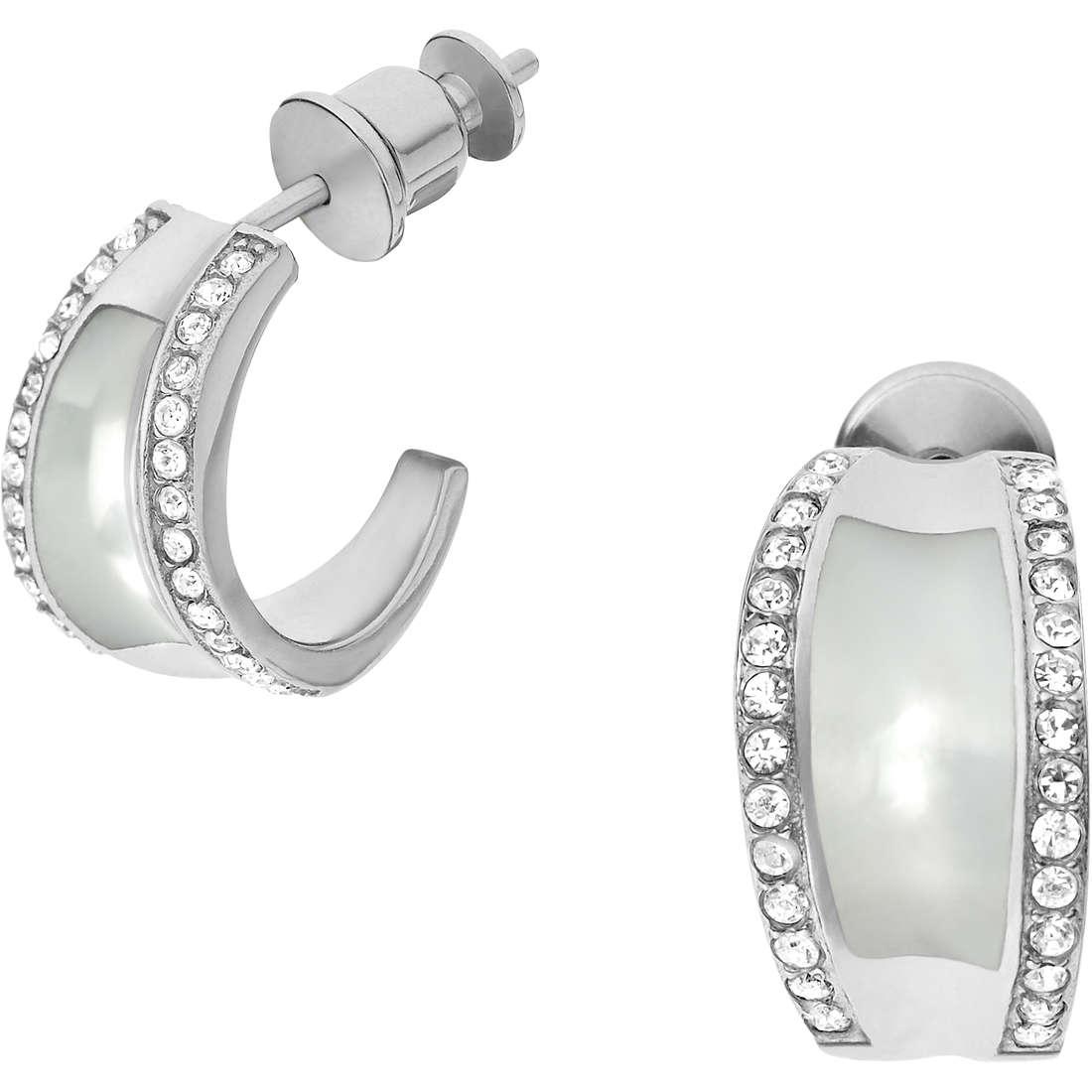 boucles d'oreille femme bijoux Skagen SKJ0169040