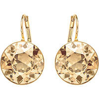 boucles d'oreille femme bijoux Swarovski Bella 901640