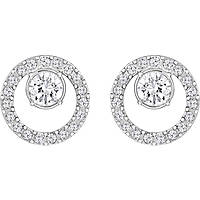 boucles d'oreille femme bijoux Swarovski Creativity 5201707