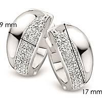 boucles d'oreille femme bijoux Ti Sento Milano 7731ZI