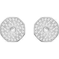 boucles d'oreille homme bijoux Swarovski Gear 5252377