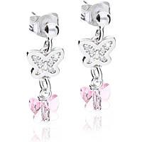 boucles d'oreille unisex bijoux GioiaPura WOM01653ATA