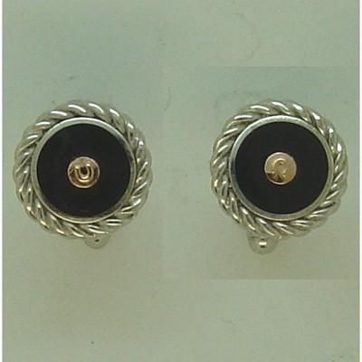 boutons de manchettes homme bijoux Comete UGM 122
