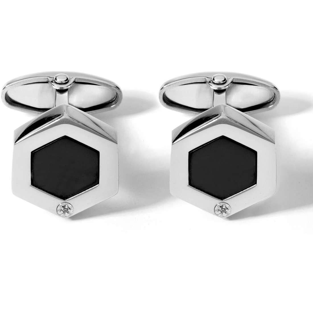 boutons de manchettes homme bijoux Comete UGM 124