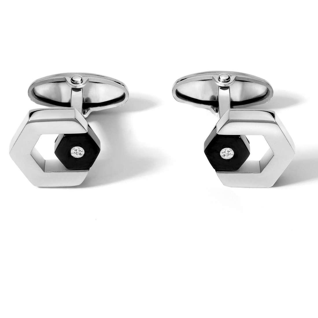 boutons de manchettes homme bijoux Comete UGM 125