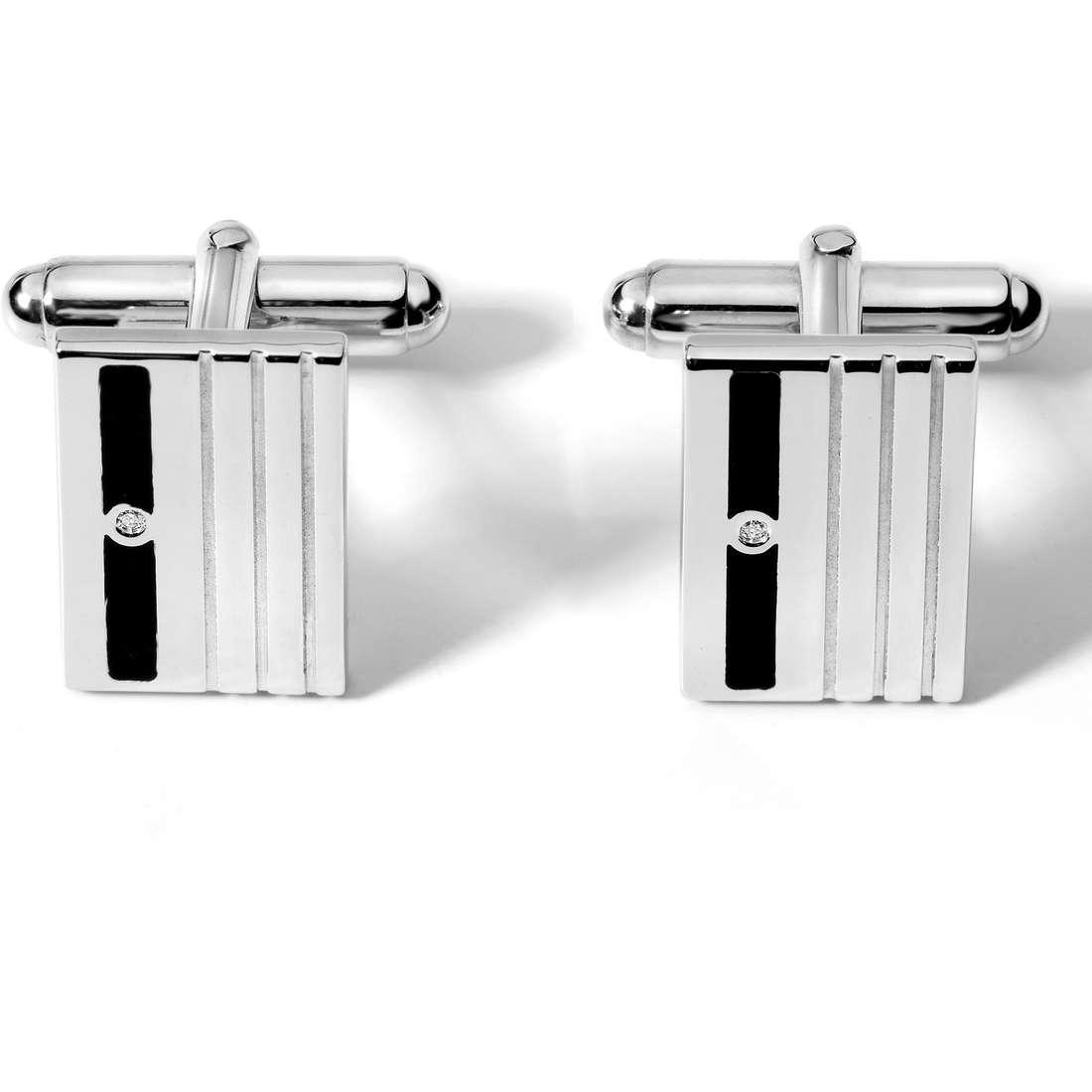 boutons de manchettes homme bijoux Comete UGM 130