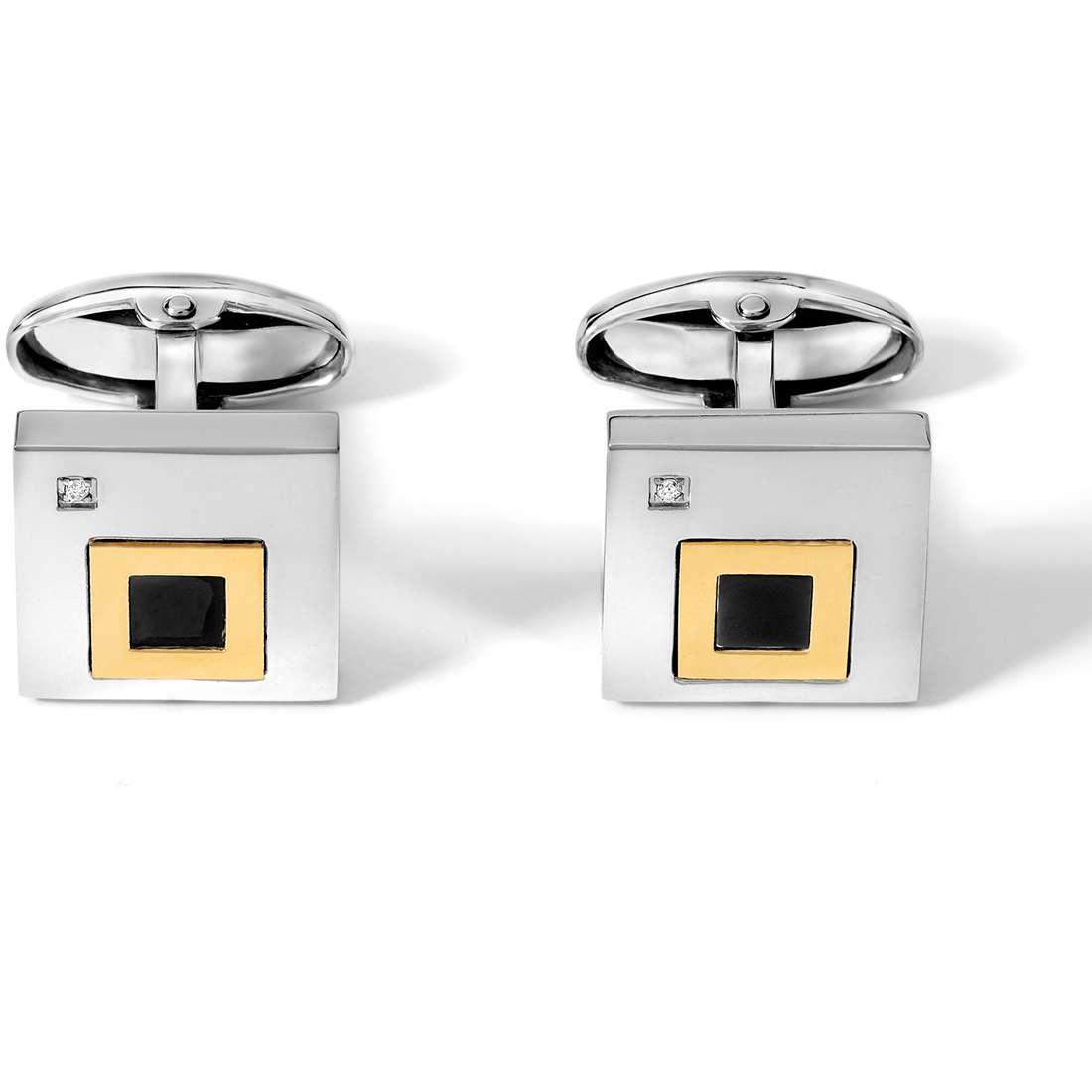 boutons de manchettes homme bijoux Comete UGM 132