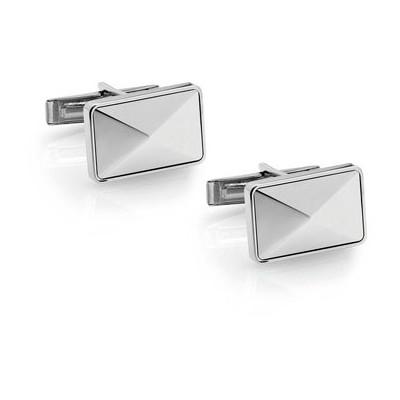 boutons de manchettes homme bijoux Nomination Steelikons 026803/001