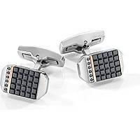 boutons de manchettes homme bijoux Sector Row SACX05