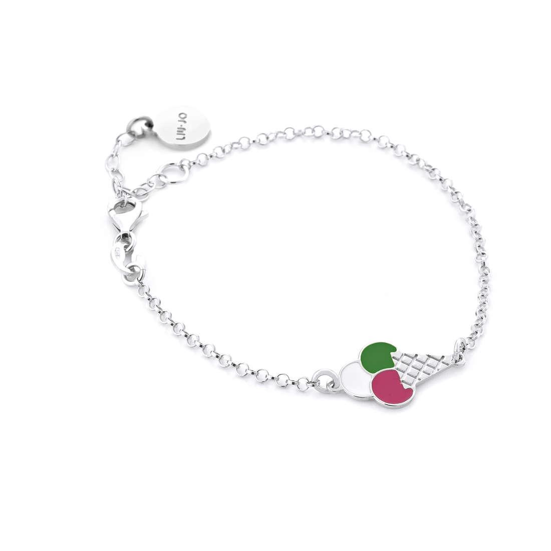 bracciale bambino gioielli Liujo BLJ354