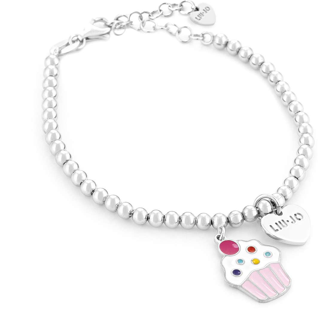 bracciale bambino gioielli Liujo BLJ362