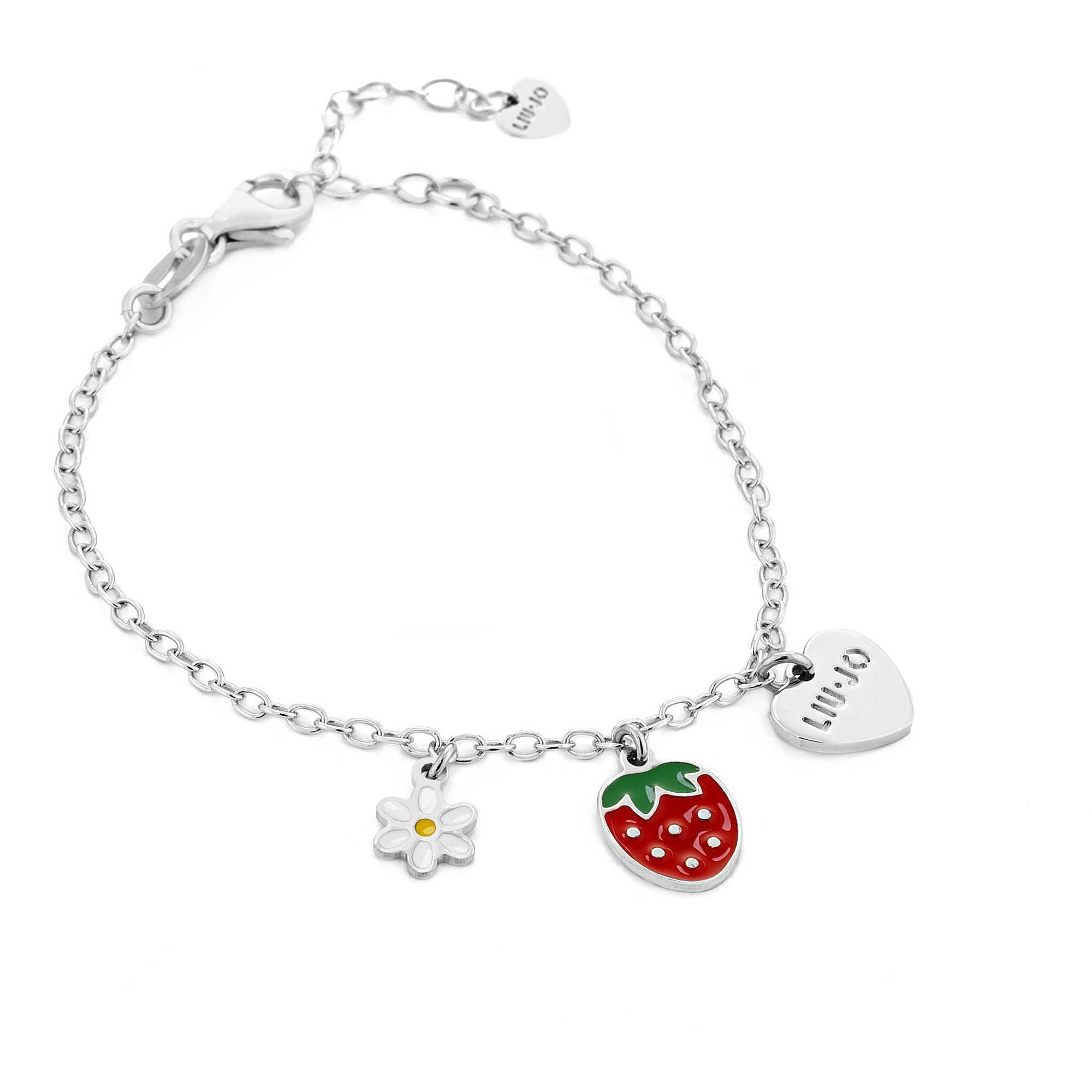 miglior sito web 7df65 28142 Bracciali argento per bambina – Gioielli con diamanti popolari