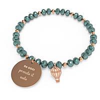 bracciale donna gioielli 10 Buoni Propositi Crystal B5256RO/E