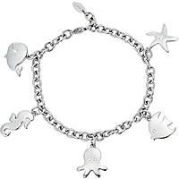 bracciale donna gioielli 2Jewels Multicharms 231753