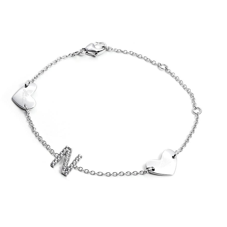 a0023a426e Ava 4US Cesare Paciotti gioielli bracciale 4US donna Cesare Paciotti 1Ppqv  ...