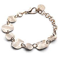 bracciale donna gioielli 4US Cesare Paciotti  Blacksmith Gold 4UBR1949W