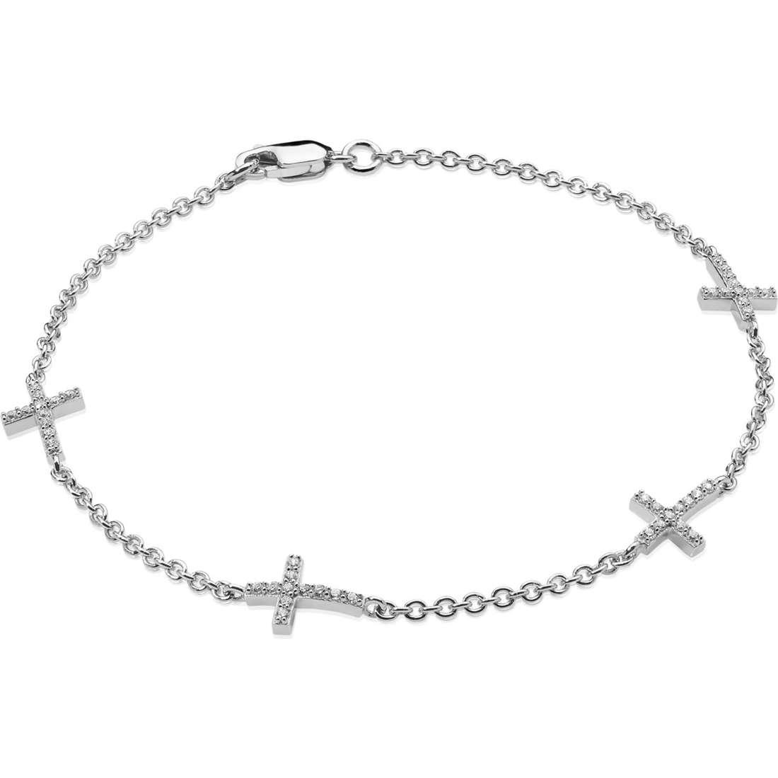 bracciale donna gioielli Ambrosia Ambrosia Argento AAB 131