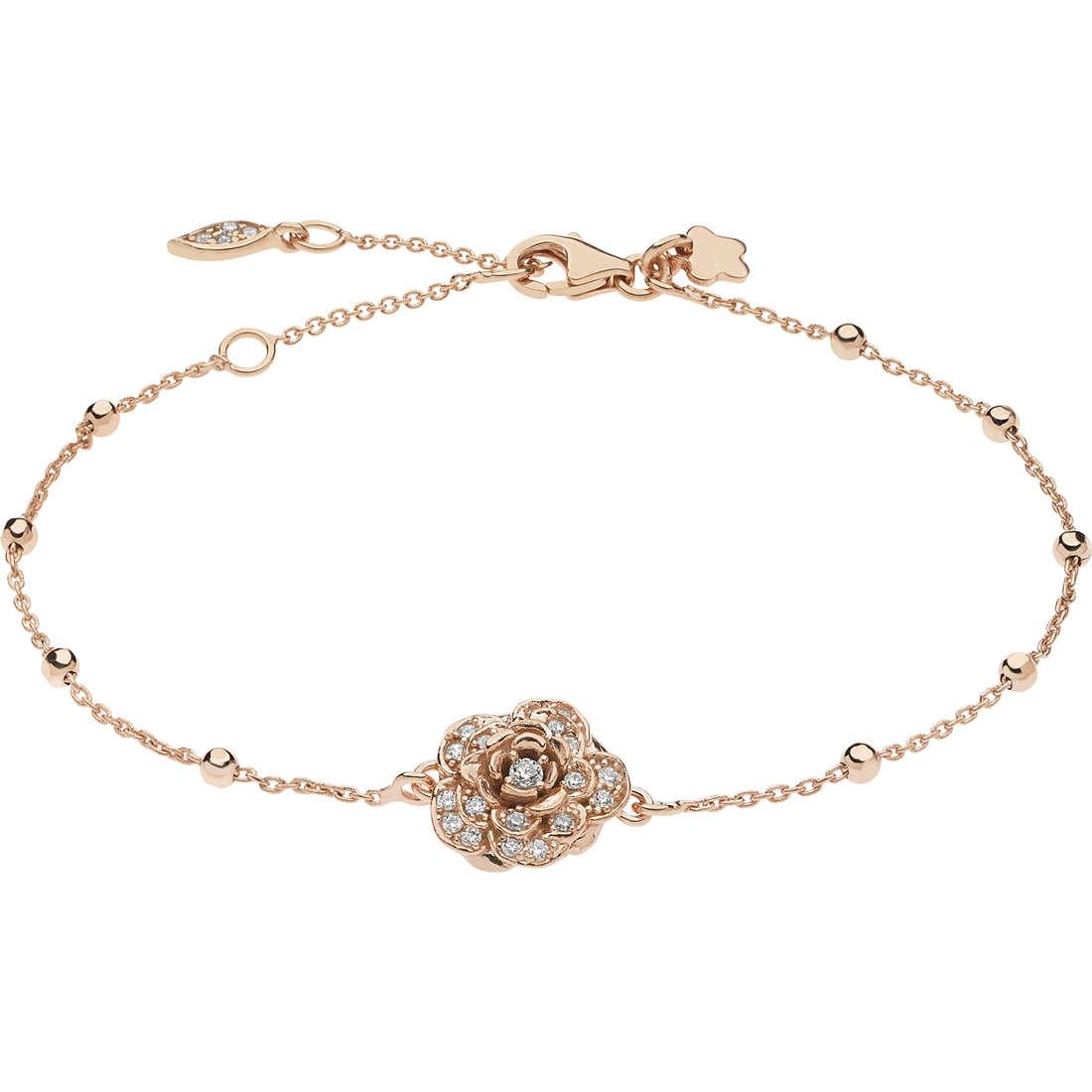 bracciale donna gioielli Ambrosia Boho AAB 132