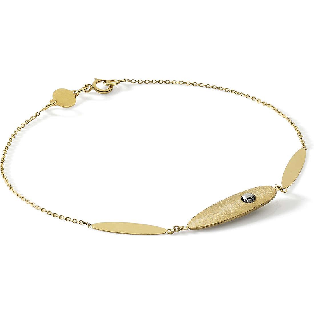 bracciale donna gioielli Ambrosia Evergreen ABZ 102