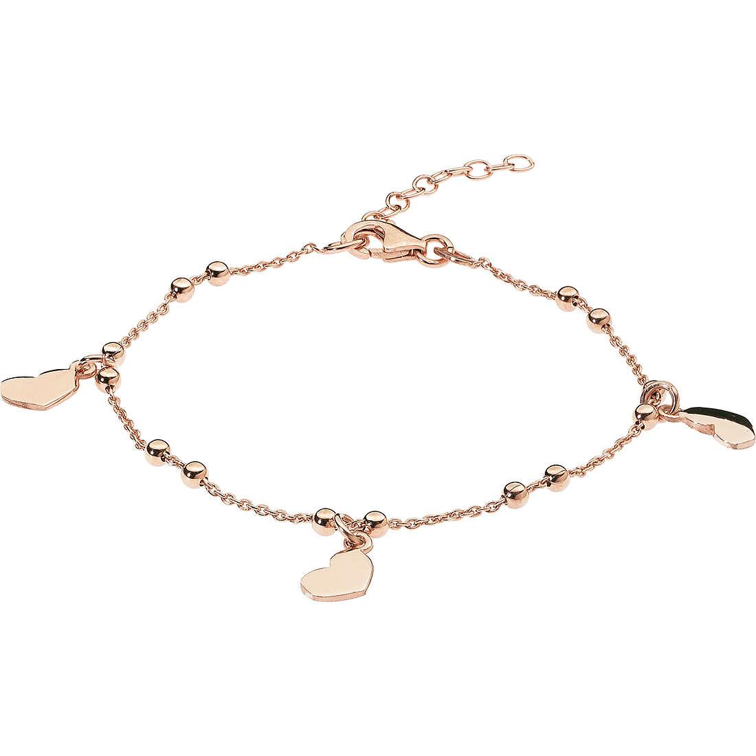 bracciale donna gioielli Ambrosia Joy Letters AAB 064