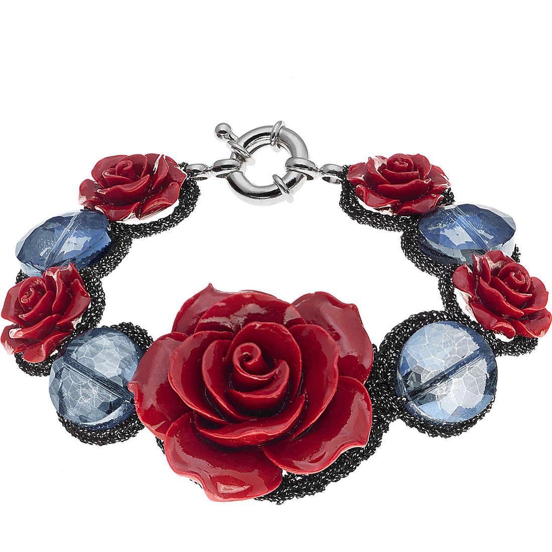 bracciale donna gioielli Ambrosia Rose ABB 034