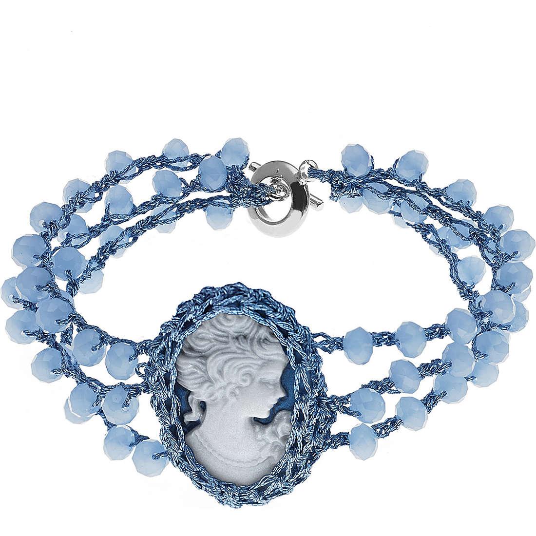 bracciale donna gioielli Ambrosia Uncinetto ABB 051