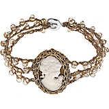 bracciale donna gioielli Ambrosia Uncinetto ABB 052