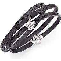 bracciale donna gioielli Amen Angelo di Dio AS-ADIT02-57