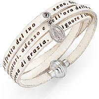bracciale donna gioielli Amen Ave Maria Italiano AC-AMIT07-M-57