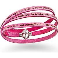 bracciale donna gioielli Amen Ave Maria Latino AM-AMLA04-54