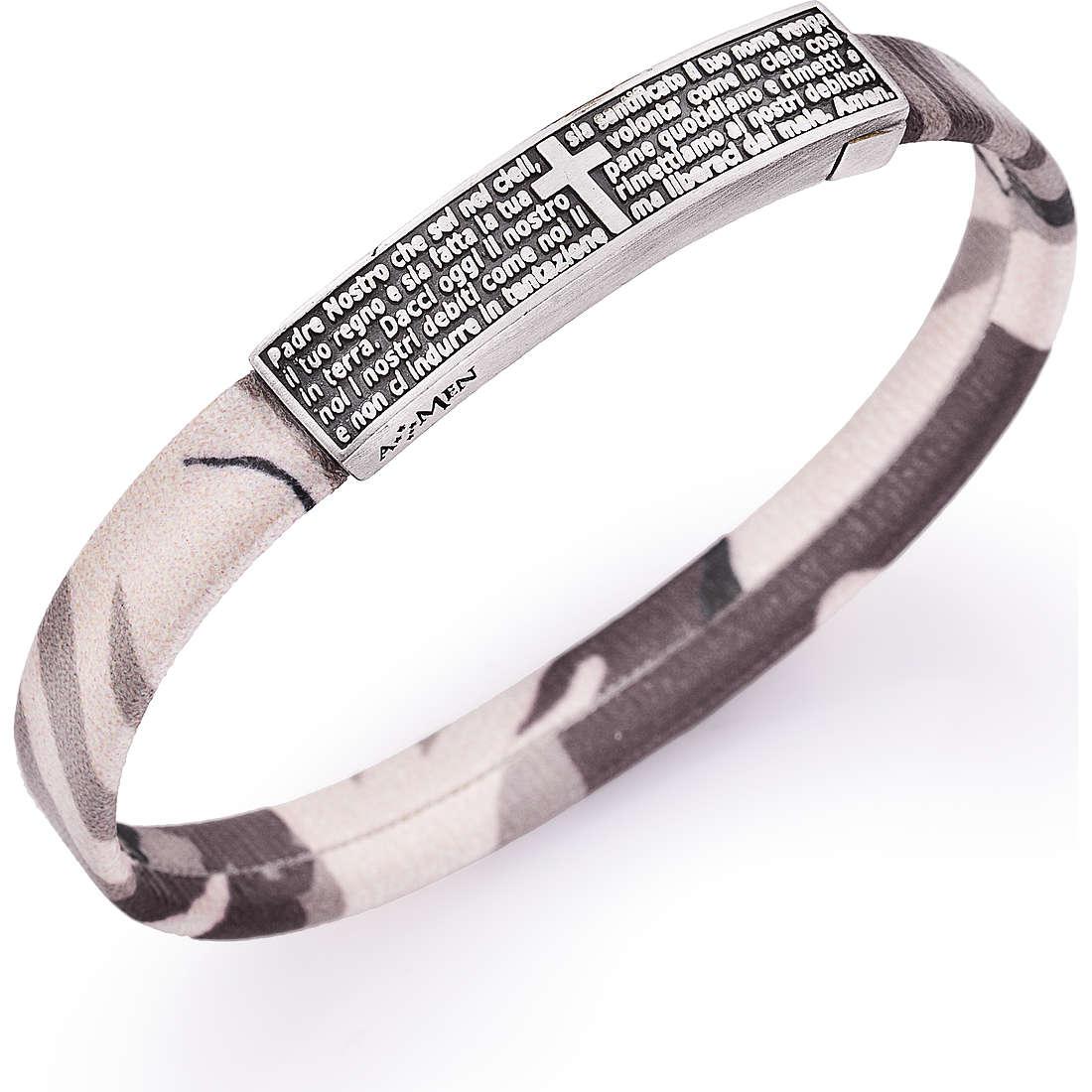 bracciale donna gioielli Amen BP005M