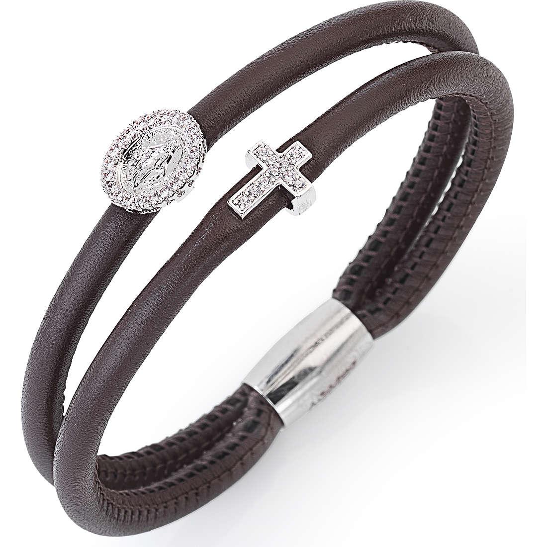 bracciale donna gioielli Amen Madonna CRMI05B-19