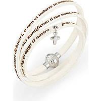 bracciale donna gioielli Amen Padre Nostro Italiano AC-PNIT07-C-54