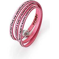 bracciale donna gioielli Amen Padre Nostro Italiano AM-PNIT04-60