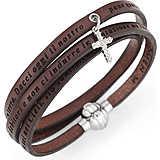 bracciale donna gioielli Amen Padre Nostro Italiano AS-PNIT05-57