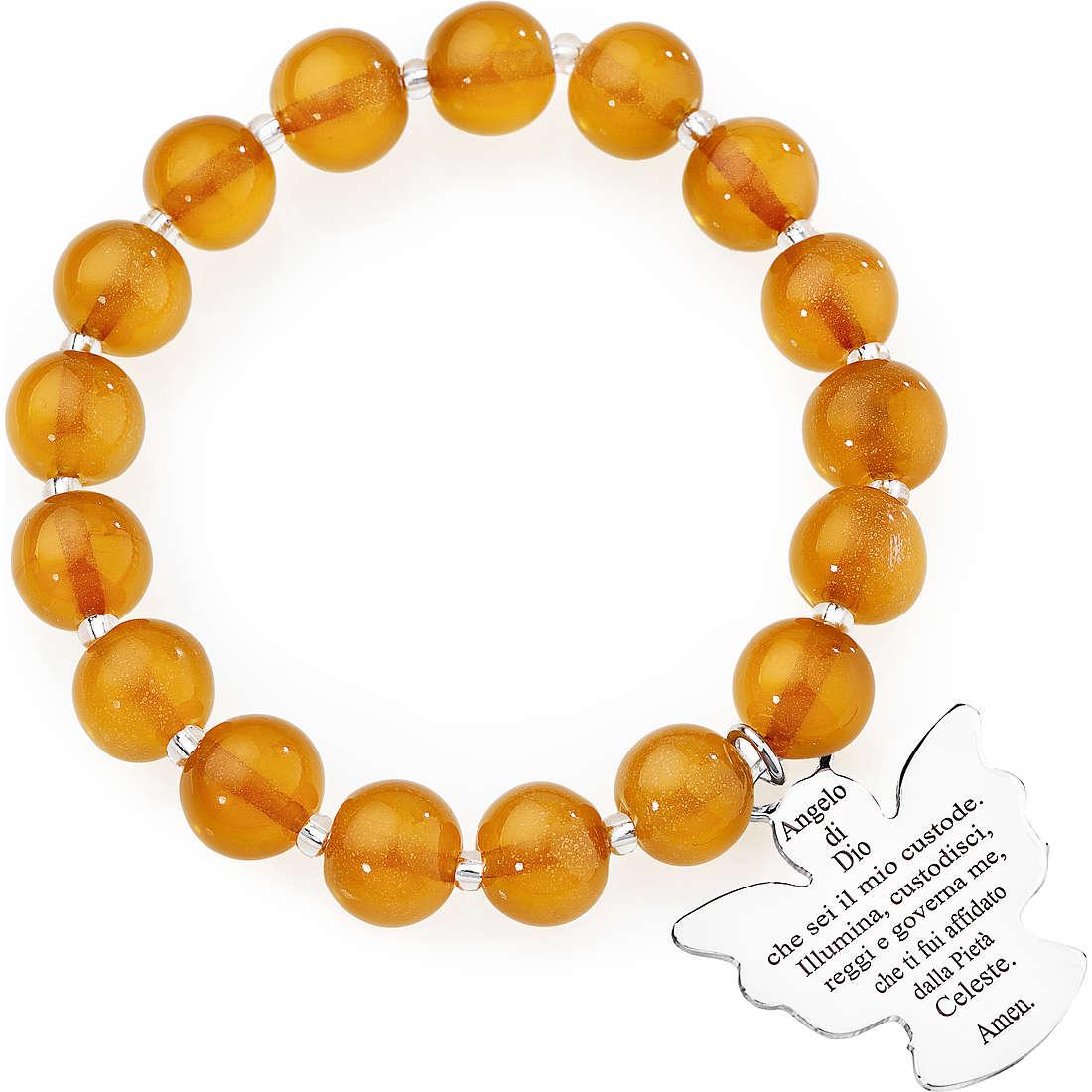 bracciale donna gioielli Amen Perle Murano AD10AM