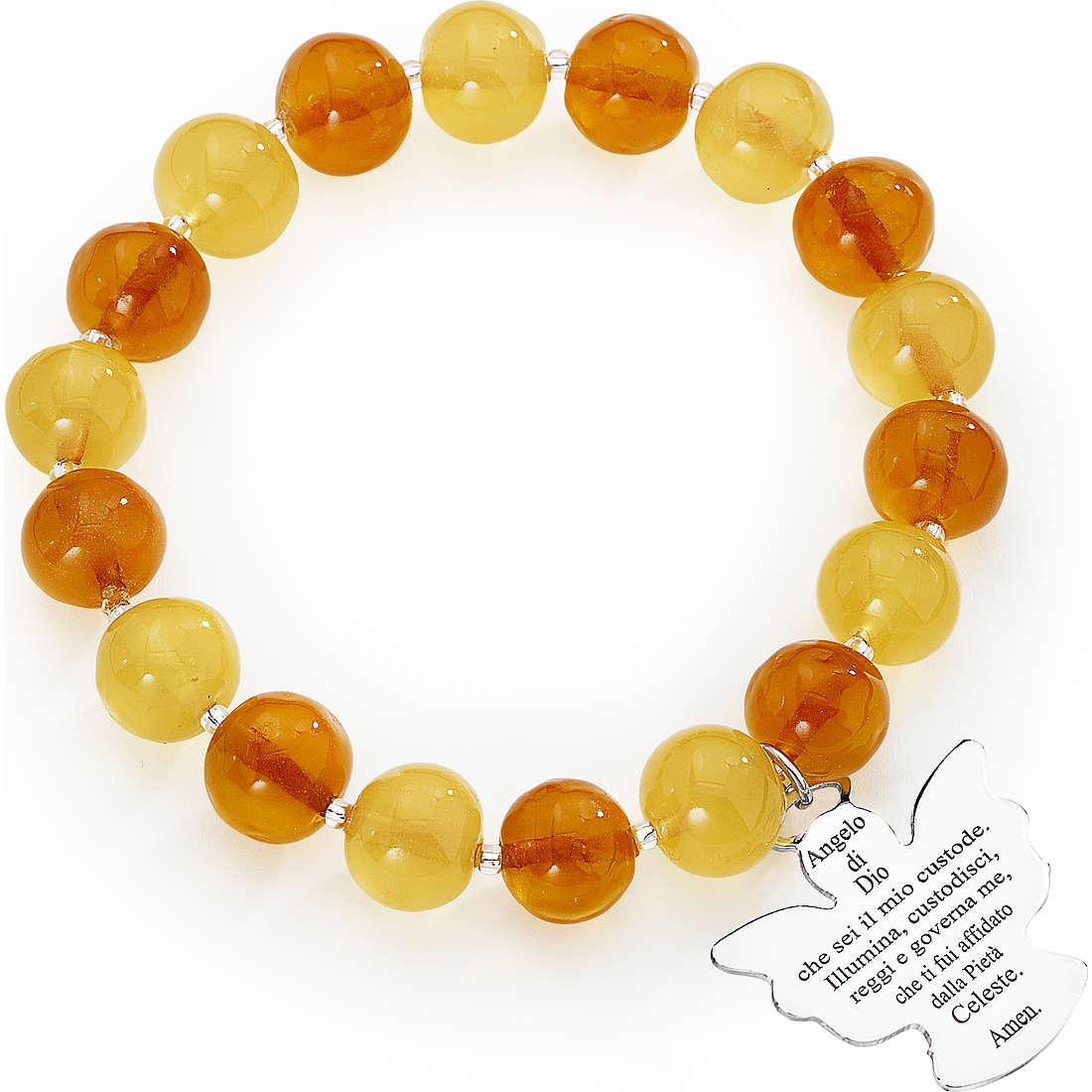 bracciale donna gioielli Amen Perle Murano AD10AT