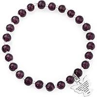 bracciale donna gioielli Amen Perle Murano AD6VS