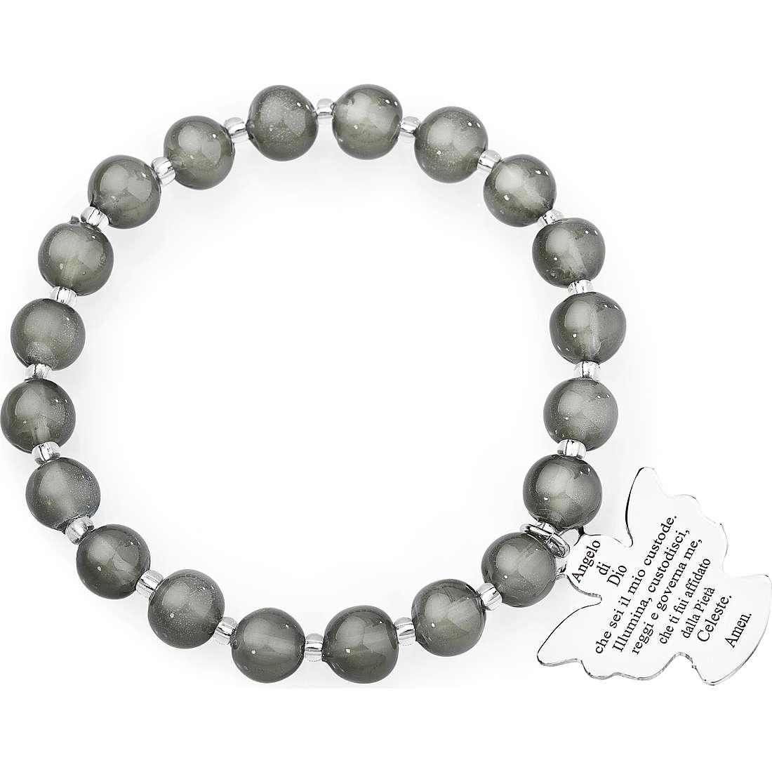 bracciale donna gioielli Amen Perle Murano AD8GS