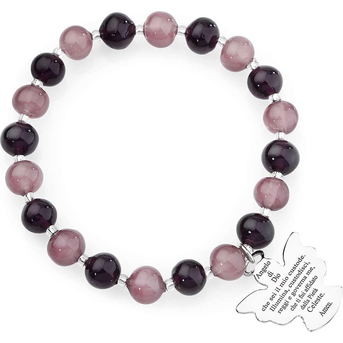 bracciale donna gioielli Amen Perle Murano AD8VV