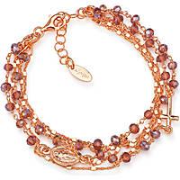 bracciale donna gioielli Amen Rosari BRMFV