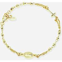 bracciale donna gioielli Amen Rosari BROG3