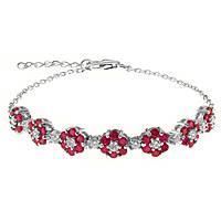 bracciale donna gioielli Bliss Flower 20075113