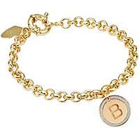 bracciale donna gioielli Bliss Love Letters 20073693