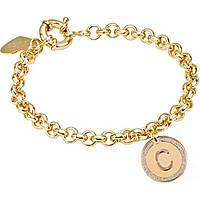 bracciale donna gioielli Bliss Love Letters 20073694