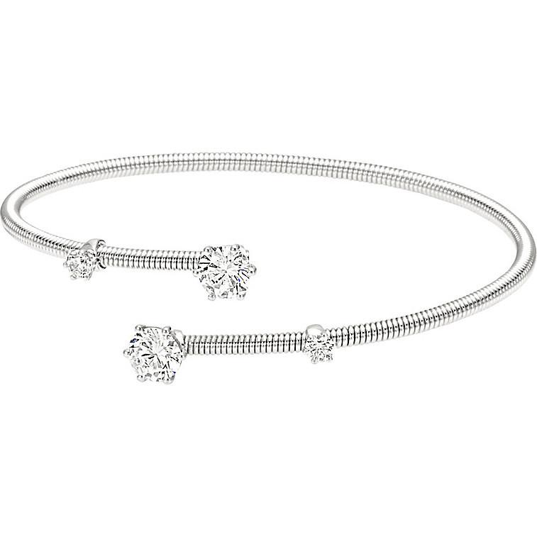 bracciale donna gioielli Bliss Silver Light 20061886