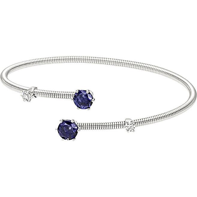 bracciale donna gioielli Bliss Silver Light 20061890