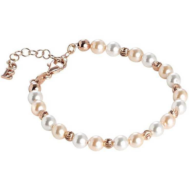 nuovi arrivi 89d29 ecae9 bracciale donna gioielli Boccadamo Perle BR479RS