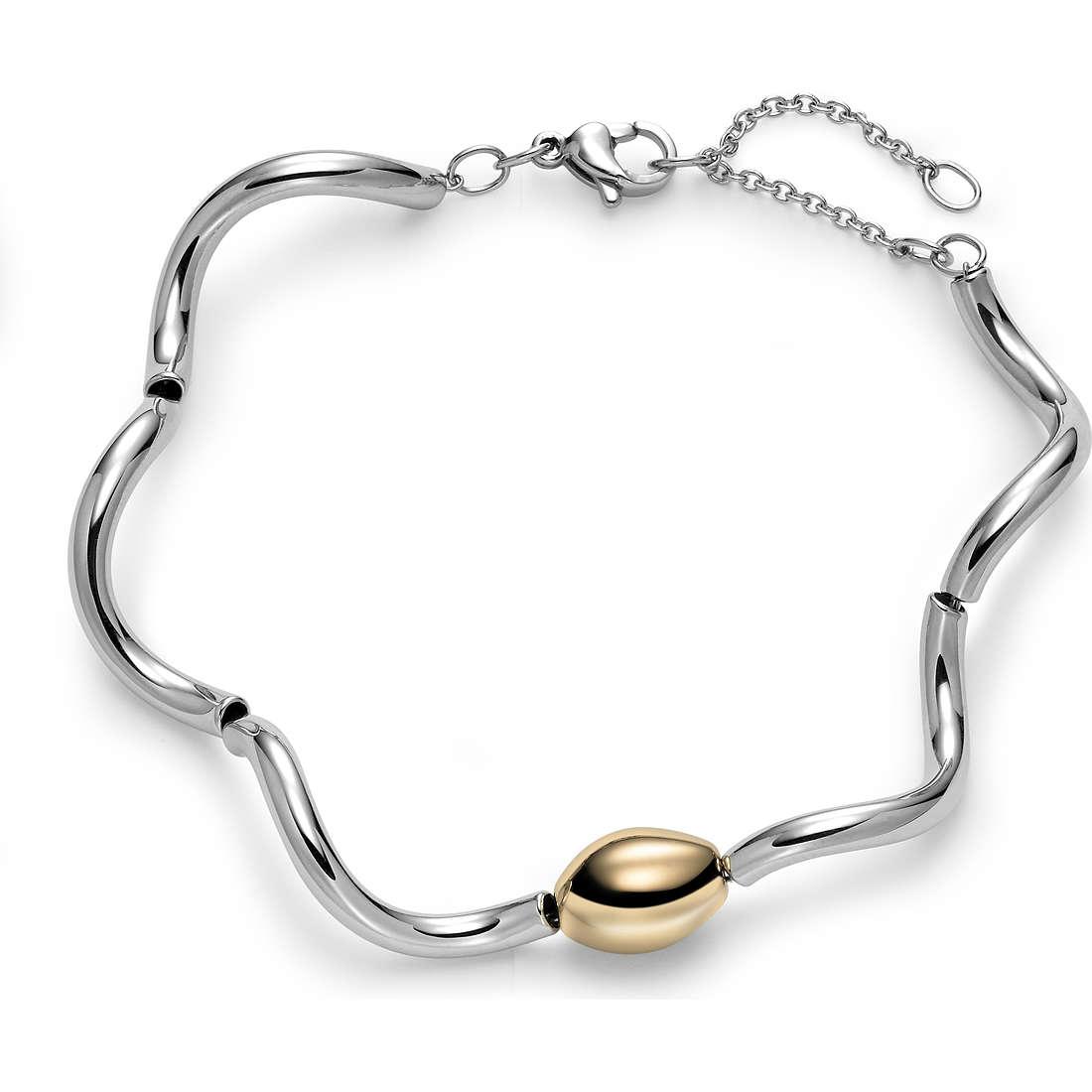bracciale donna gioielli Breil Flowing TJ1575